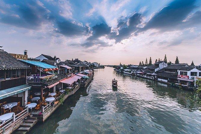 Zhujiajiao Water Town Layover Tour from Shanghai Airport