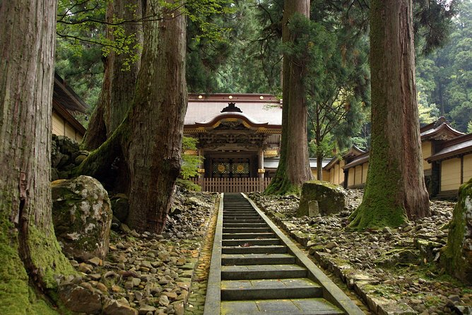 Kanazawa, Fukui, Shirakawa-go Tour: Itinerary and Item Planning Ticket