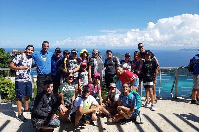 Vi Top Taxi &Tours USVI-Coki Beach Snorkeling Tour