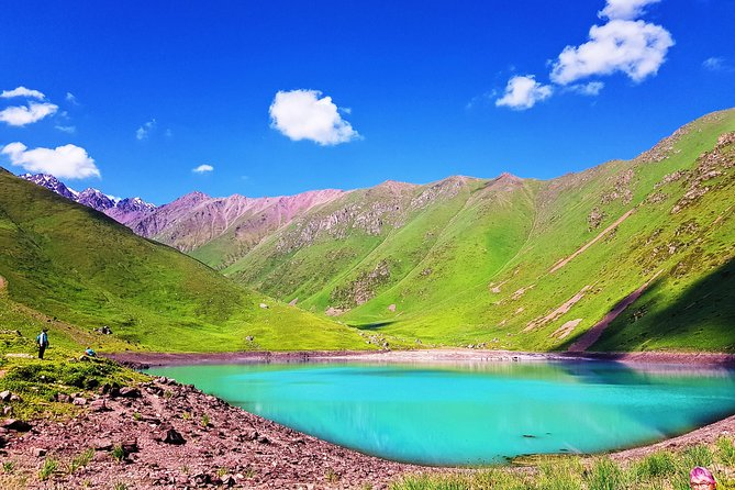 1 day of amazing trip of hiking to Kol-Tor. Kyrgyzstan.