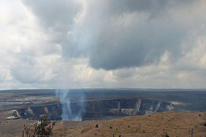 Hawaii Volcanoes National Park Experience Departing Maui