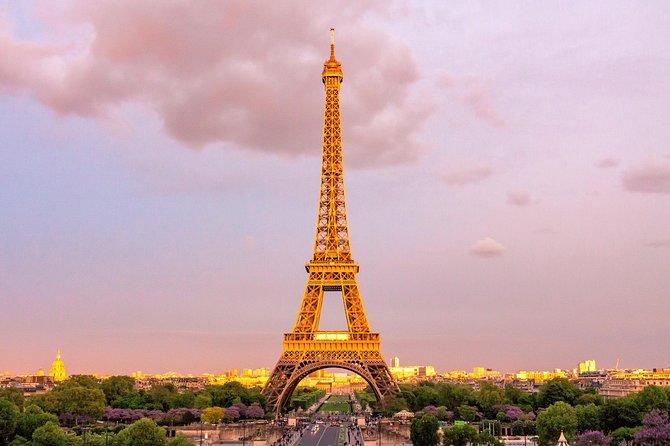 Eiffel Tower Skip the Line Ticket by Elevator
