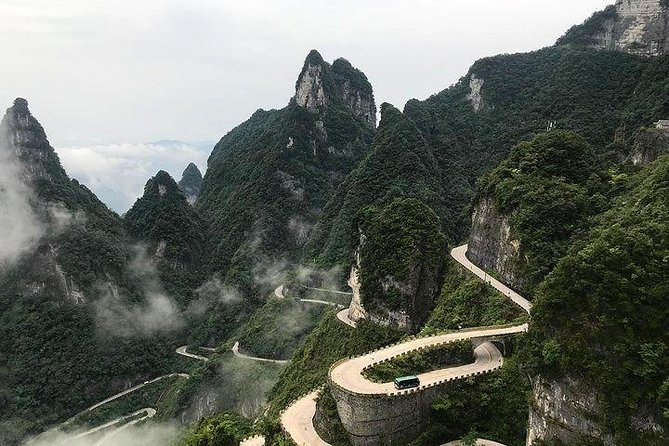 5 Days Ultimate Zhangjiajie Package Tour(Classical Boutique Hotel)