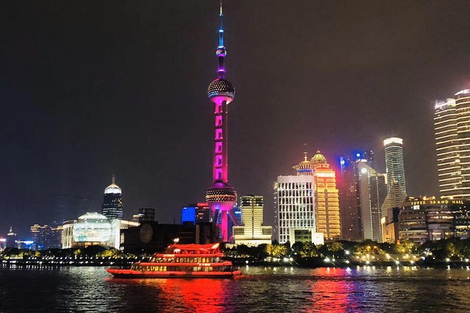 3-Hour Private Customized Shanghai Night Tour