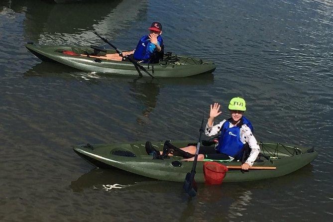 1 Hour Mooloolaba Rivers Kayak Rental