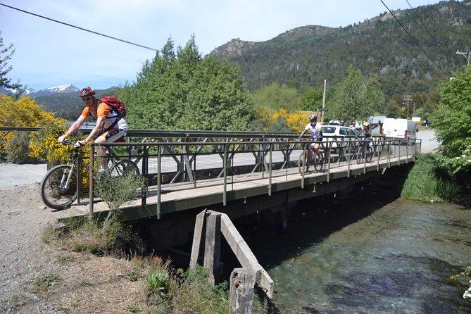Mountain Bike Lago Gutiérrez- La Espina