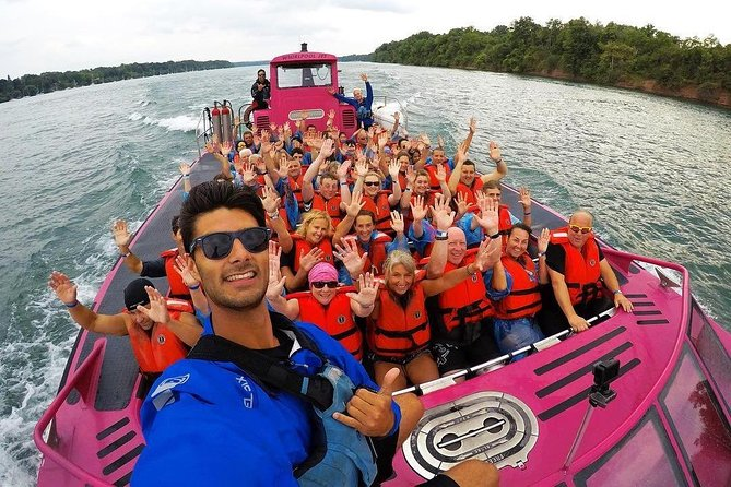 Niagara Falls Open Jet Boat Tour from US Side