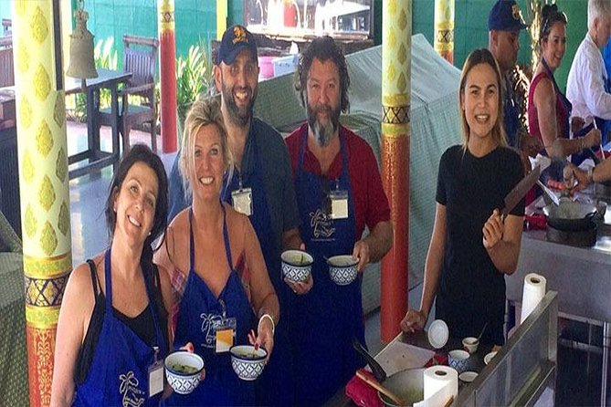 Thai Cooking Class Phuket with a 3 Course Menu – Half day