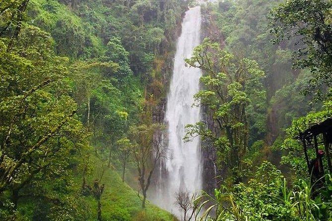 Mount Meru Waterfall