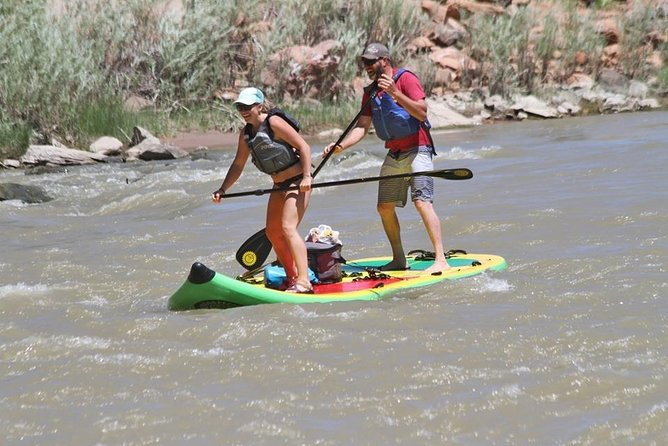 Moab Party Paddle Board Day Rental
