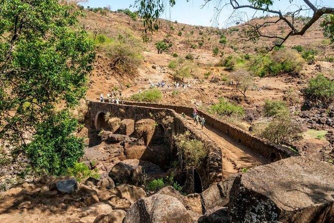 Image result for debre libanos destroyed ethiopia