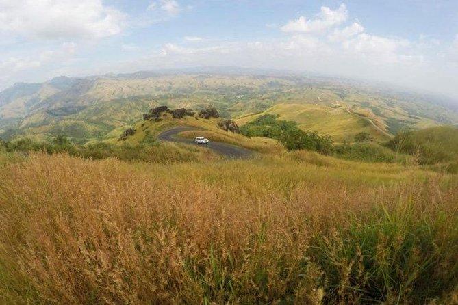 Drive High Into Highland Hills, enjoy stunning views, visit to local village