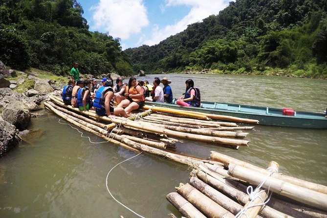 Inland local River Boat, Waterfall Tour & Lunch at a Traditional Fijian Village