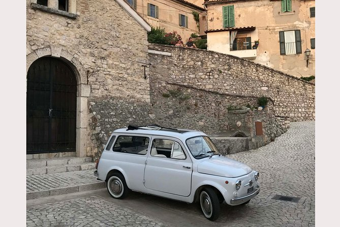 Tours of Rome in Vintage classic Italian cars