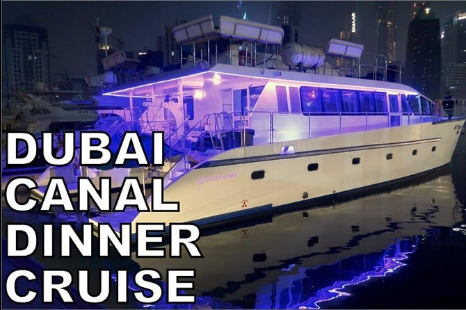 Canal Cruise Dinner