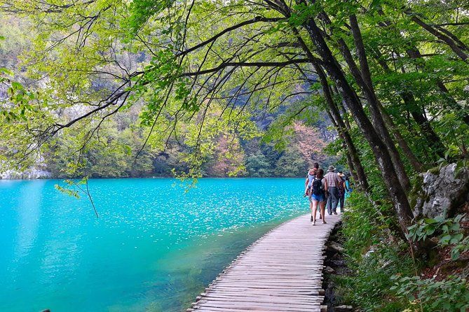 Plitvice Lakes Rhapsody Full-day Private Tour