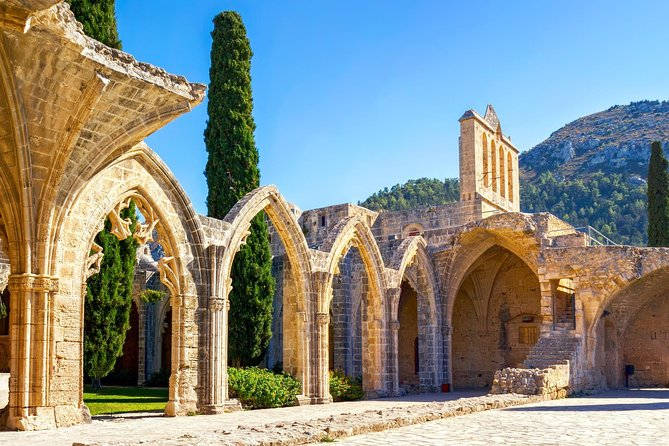 Kyrenia tour plus St Hilarion Castle, Bellapais Abbey and more, lunch included