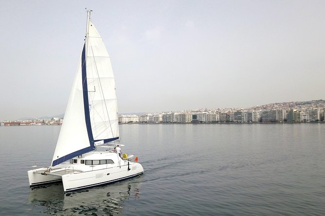 Day Cruise on Catamaran with the World Travel Awards Winner