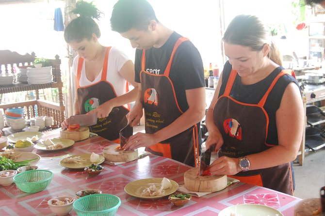 Siam Rice Thai Cookery School in Chiang Mai