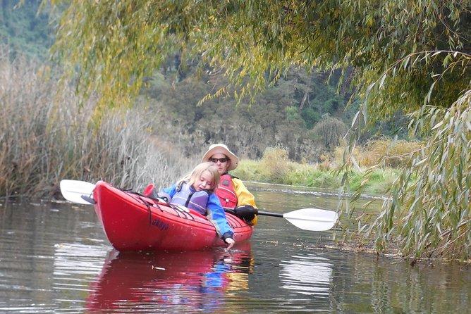 Half Day Kayak in Llanquihue Lake