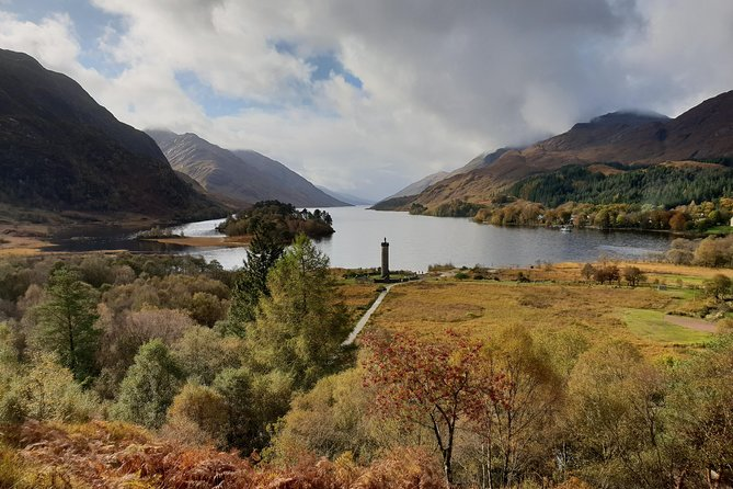 Highlands, Glencoe, Glenfinnan Viaduct Private Small Group Tour from Glasgow