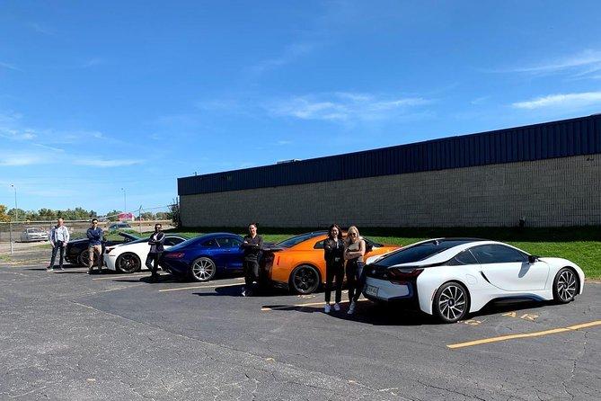 3 HR Supercar Experience