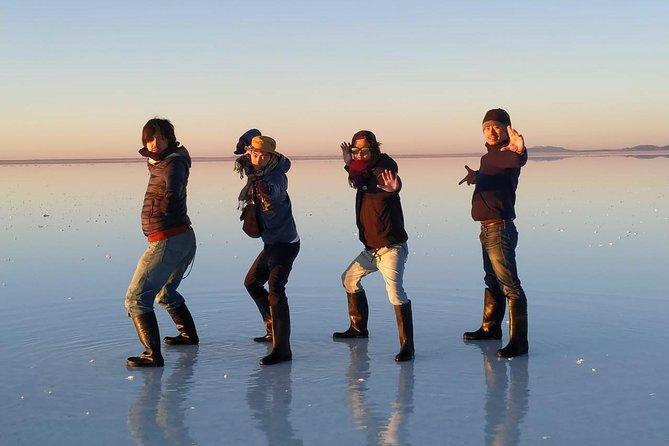 Stars & Sunrise. Stargazing Salar de Uyuni. English guide. Private Tour!!!