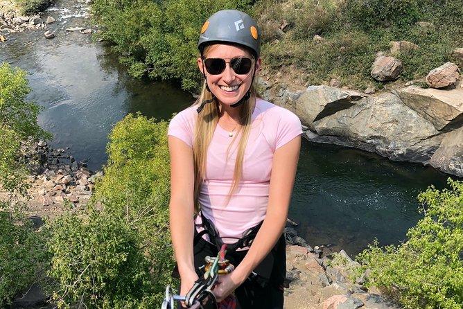 Rock-Climbing Adventure in Colorado's Front Range