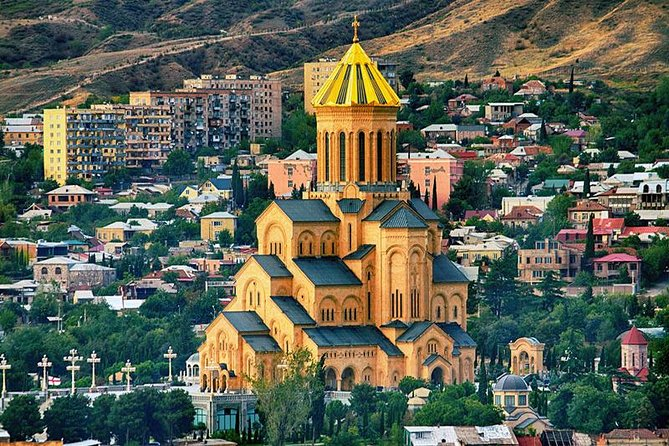 Excursion Old Tbilisi
