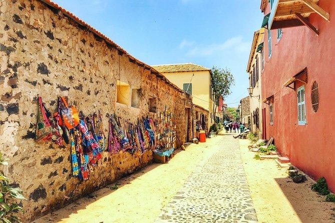 Gorée visit - 1/2 day