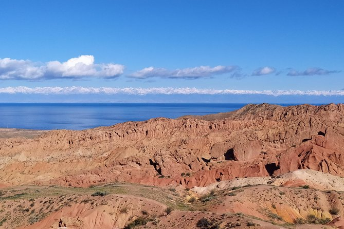 2 days - to the Issyk-Kul Lake with canyons and waterfalls