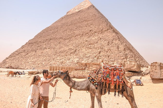 Full Day Private Budget Tour to Cairo from Hurghada by Air