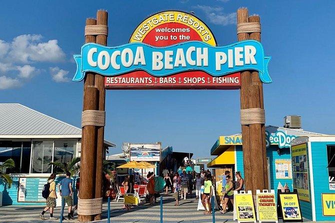 Orlando Airport MCO to Cocoa Beach Hotels