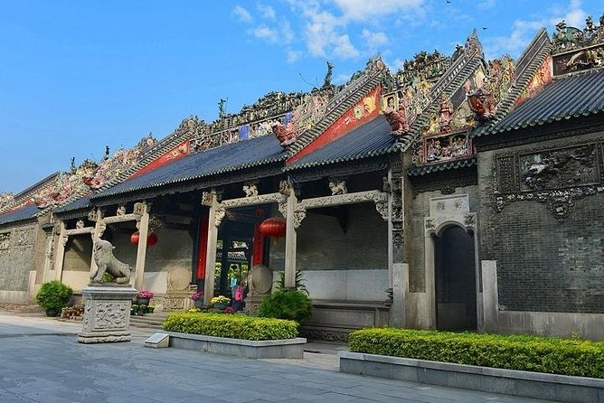 Private Customized Guangzhou City Sightseeing and Shopping Combo Tour