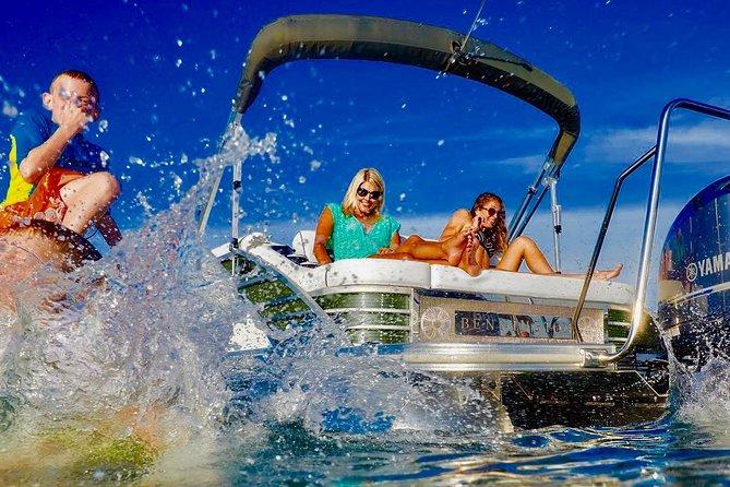 Crab Island 12 Passenger Pontoon Boat Rentals