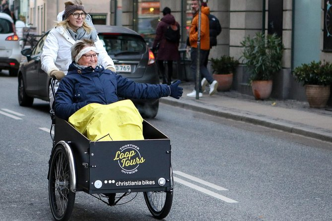 Cargo Bikes and the Science of Happiness (Small Group, Winter Edition)