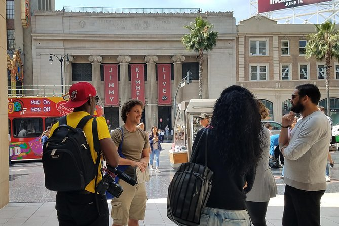 Tour Hollywood with an LA Filmmaker