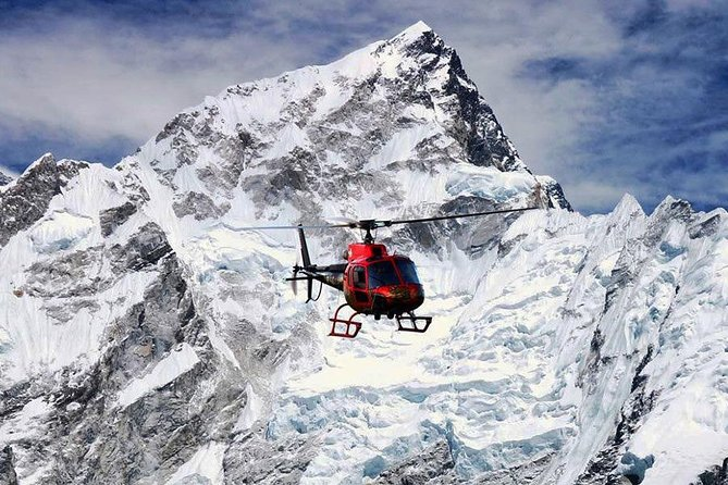 Everest Base Camp Heli Tour- 12 Days