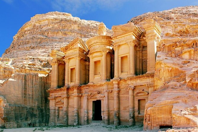 Jordan Horizons Tours: Petra One day from The Dead Sea