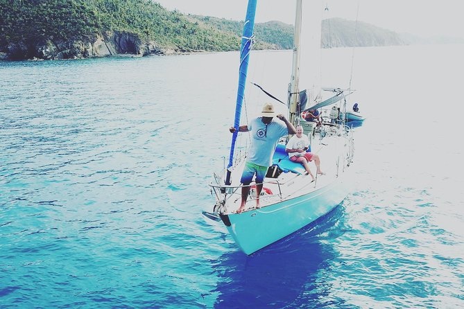 SPECIAL (Up to 2 Passengers) All Inclusive Day Sail