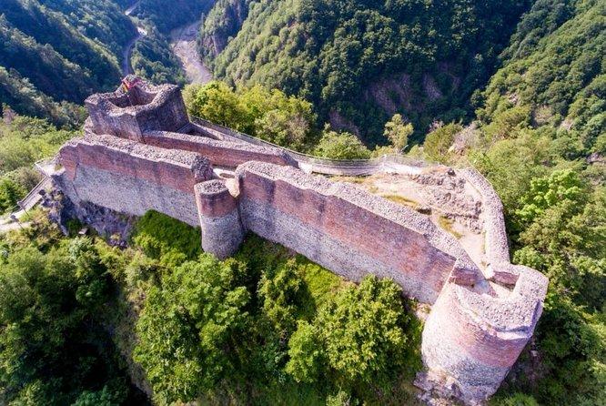 Le vrai château de Dracula (citadelle de Poenari) et sa cour princière à  Targoviste | Bucarest, Roumanie - Tripadvisor