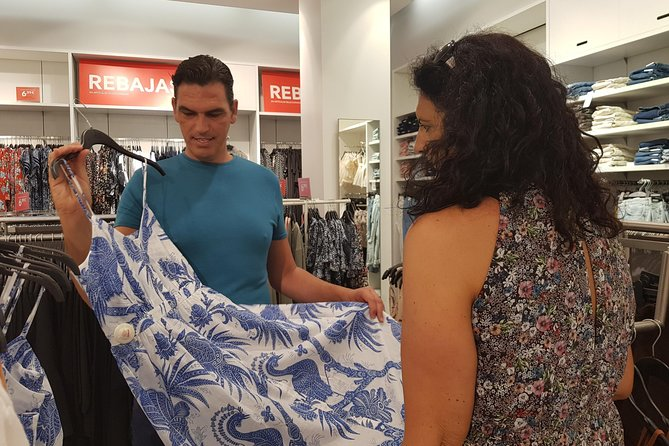 Shopping route in Puerto Banus and Marbella
