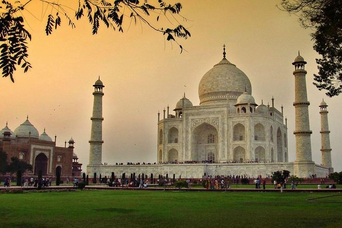 Private Same Day Trip to Agra from Delhi by Train