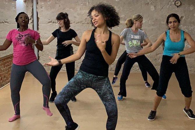 Jennifer Lisette Lopez Dance Class