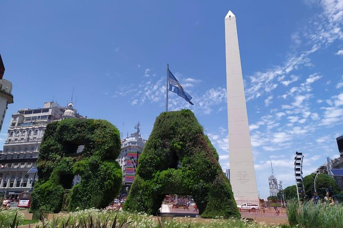 Highlights of Buenos Aires 3-hour Walking Tour with Small Group