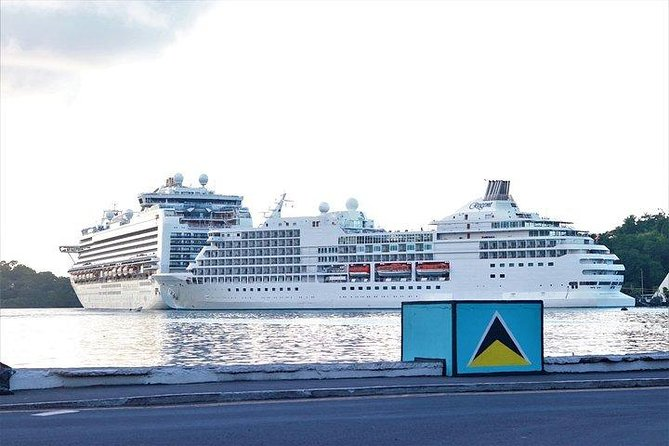 Cruise Ship - On Island for a Day Excursion