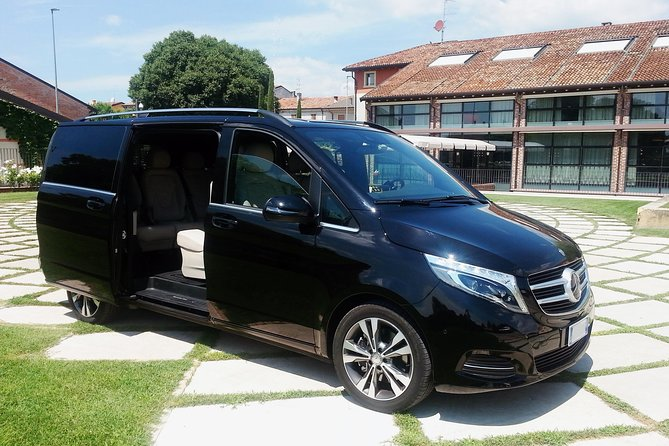 Private Luxury Transfer from Verona to Canazei