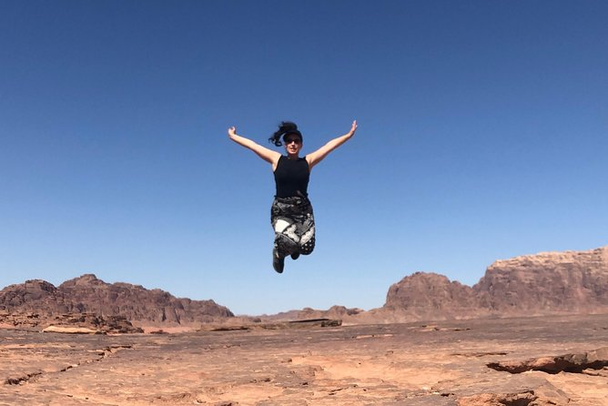 4 Hour Jeep Tour - Wadi Rum Desert Highlights