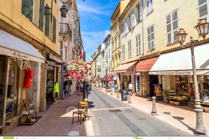 Antibes, Cannes & Saint Paul De Vence Sightseeing Small Group Day Trip from Nice