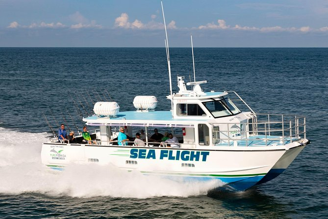 Deep Sea Fishing SIX Hour